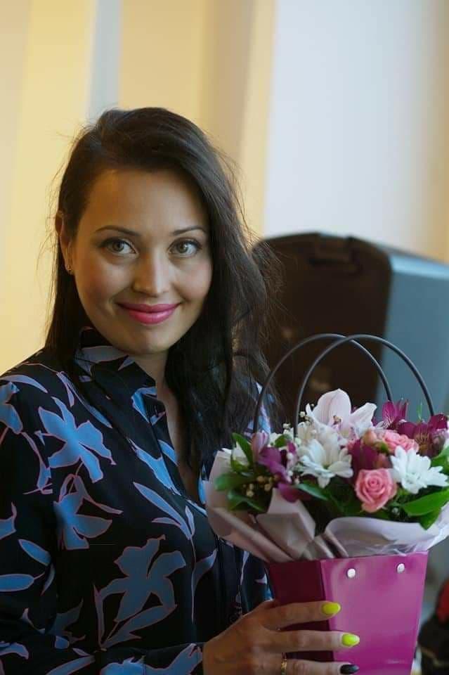 Велике інтерв'ю  з Іриною  Павлюченко