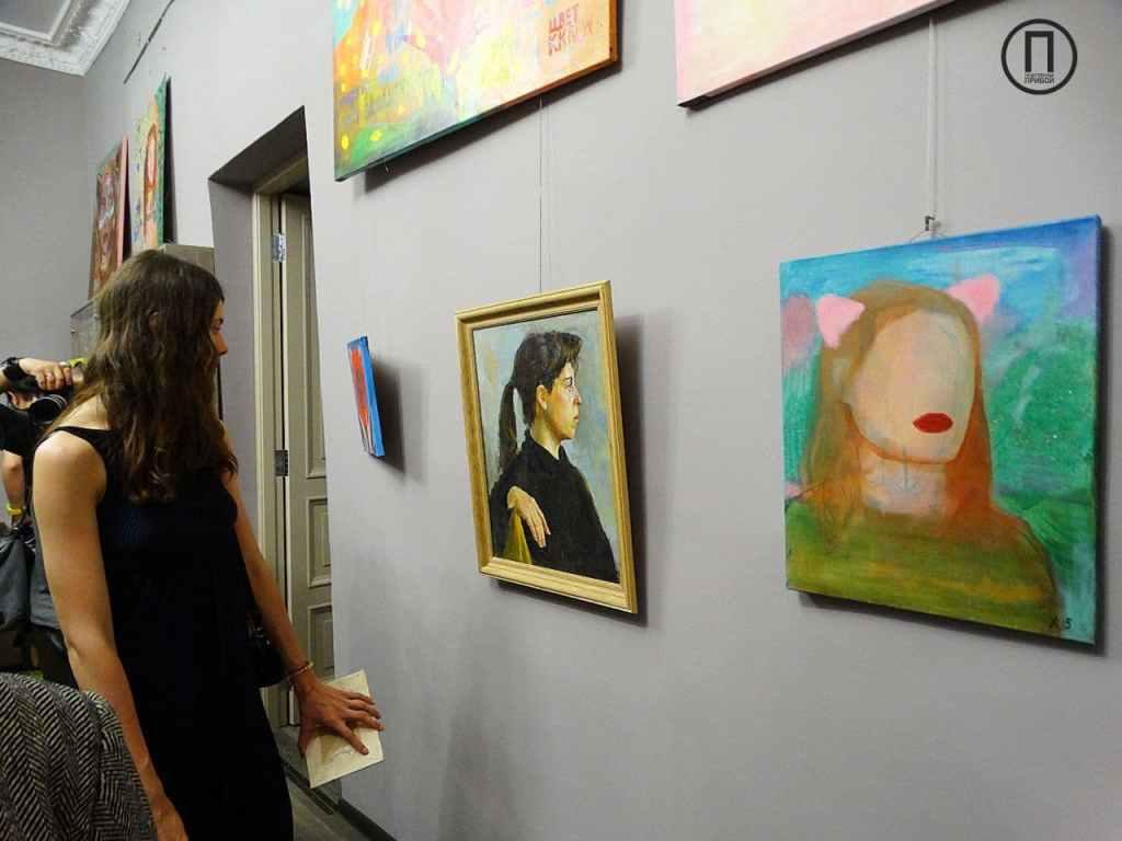 «Как это делалось в Одессе»: прощальная выставка одесской художницы