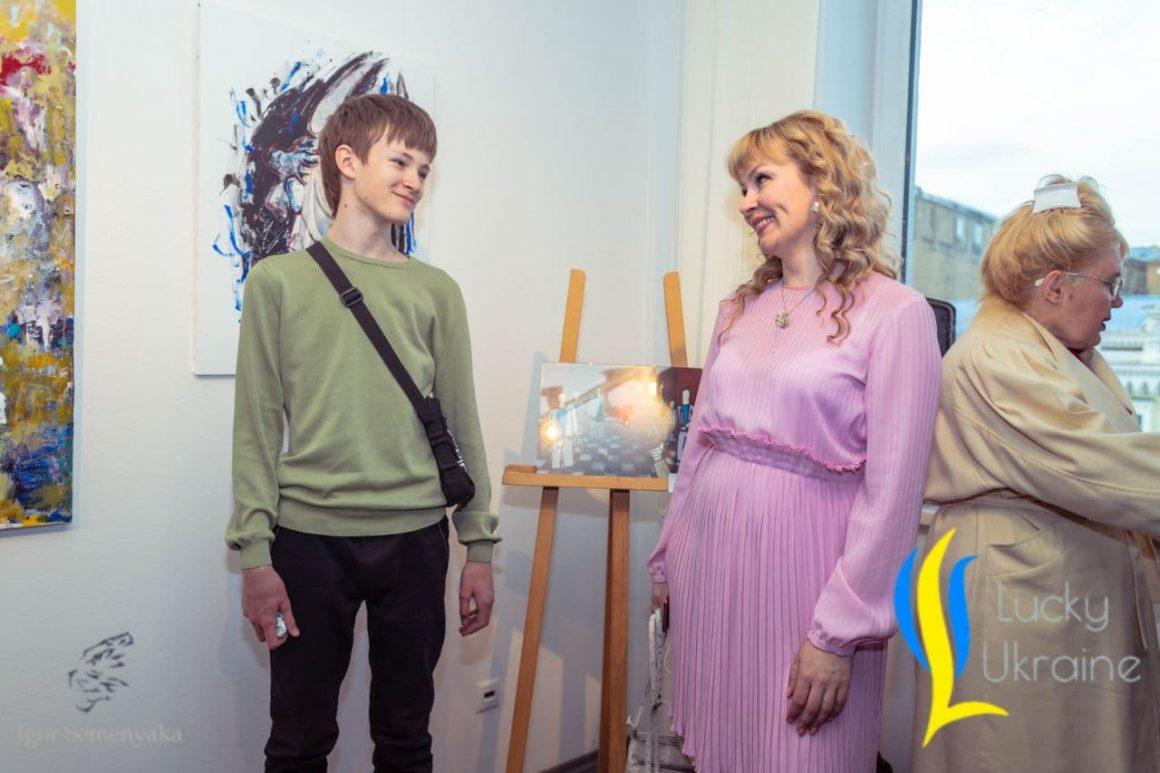 Яркие моменты мая от нашей подруги – известной киевской художницы и искусствоведа -  Ирины Федоренко (SEMIRA)