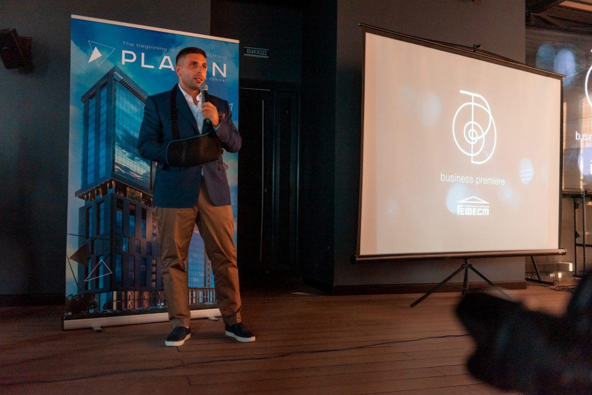 «Гефест» презентовал проект уникального для Одессы бизнес-центра