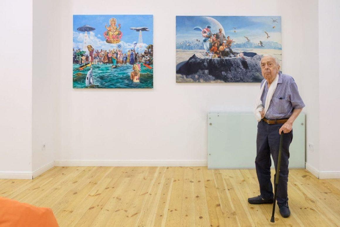 """15 августа в галерее Invogue#ART открылась выставка """"ПРОДОВЖЕННЯ…""""."""