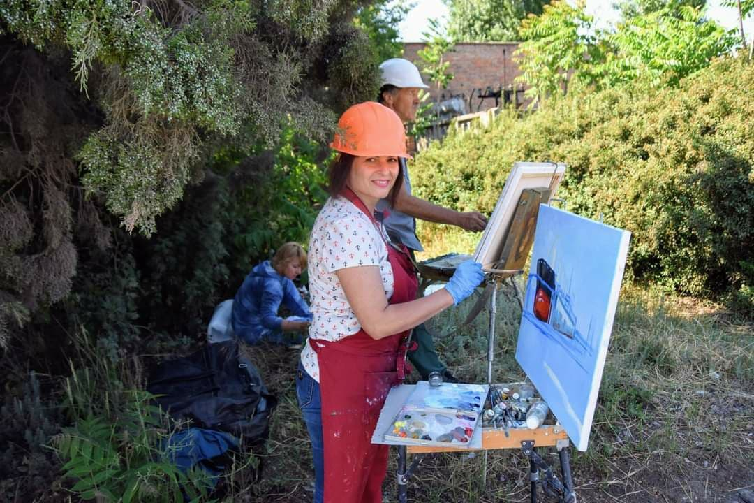 Михаил Дудников - о любви к искусству и не только