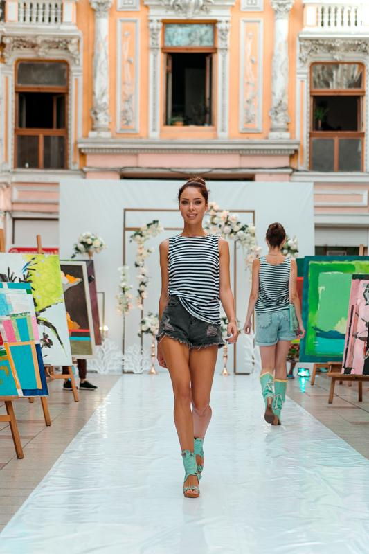 Odessa REVIEW. Fashion and cultural Passage